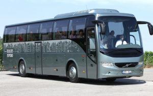 Заказ транспорта автобус