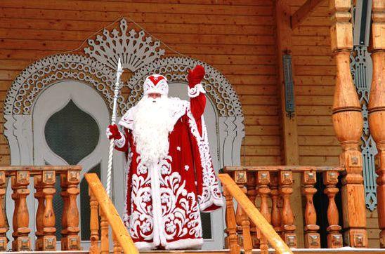 Тур - В гостях у деда Мороза в Великом Устюге