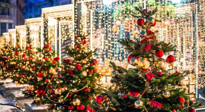 Новогодняя Золотая Москва 2019