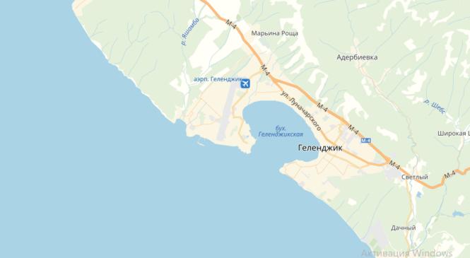 Информация о регионе «Геленджик»