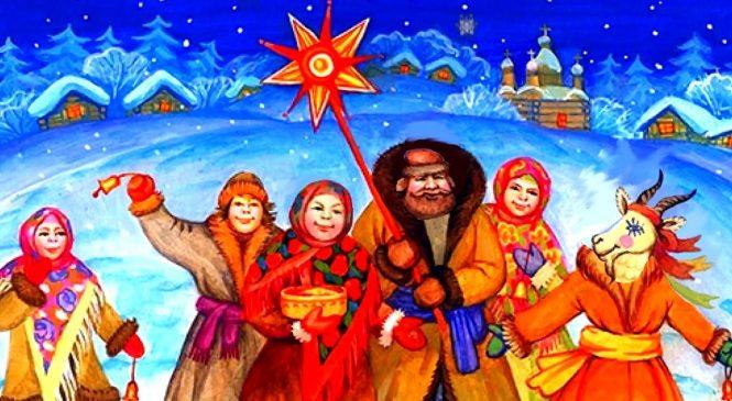 7.01 Рождество по-Даниловски!