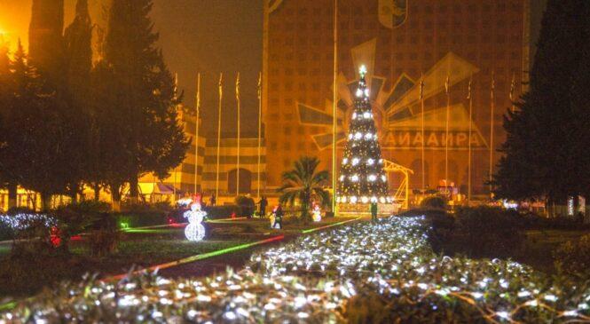 Тур «Мандариновый новый год» на 5 дней и 4 ночи