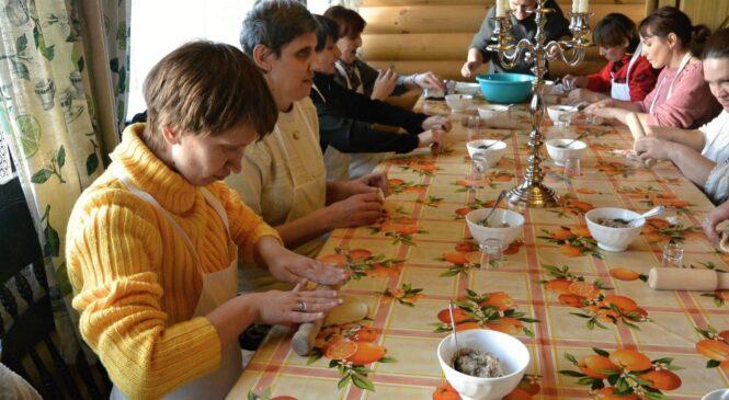 Автотур из Костромы «Пельмешки без спешки- жевать не пережИвать»
