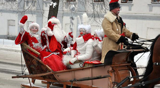 Праздничный  тур  «Угличский разгуляй на Рождество!!!»