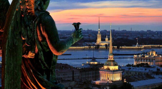 Автобусный тур из Костромы «К фее Белых ночей»