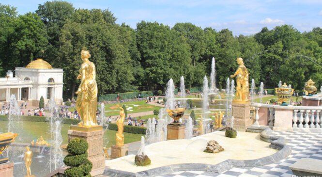 Автобусный тур из Костромы «Летят алмазные фонтаны»