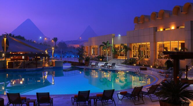 Открыт Египет по-настоящему. Разрешены чартеры