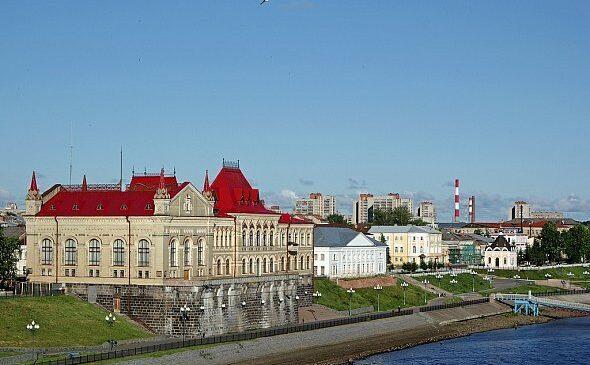 Тур «Рыбинск — город загадка или русская Атлантида»